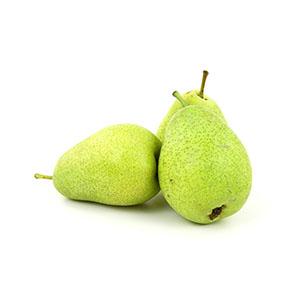 Eliminación de etileno en manzanas y peras